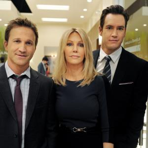Heather Locklear, Mark-Paul Gosselaar, Breckin Meyer