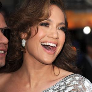 Jennifer Lopez and Marc Anthony at event of Atsarginis planas 2010