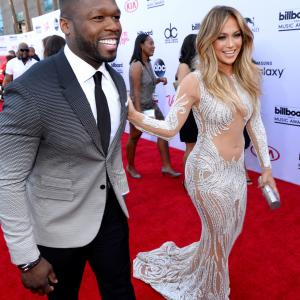 Jennifer Lopez, 50 Cent