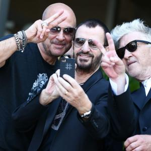 David Lynch, Ringo Starr, John Varvatos