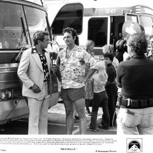 Still of Bill Murray and Larry Solway in Meatballs 1979