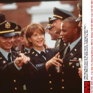 Still of Meg Ryan in Courage Under Fire 1996