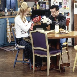 Charlie Sheen, Lisa Kudrow