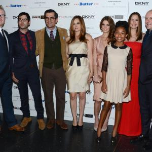 Alicia Silverstone, Jennifer Garner, Ty Burrell, Jason Micallef, Rob Corddry, Jim Field Smith, Yara Shahidi