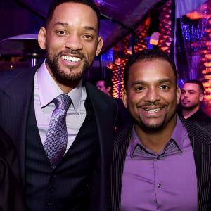 Will Smith, Alfonso Ribeiro