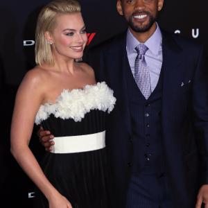 Will Smith, Margot Robbie