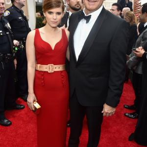 Kevin Spacey, Kate Mara