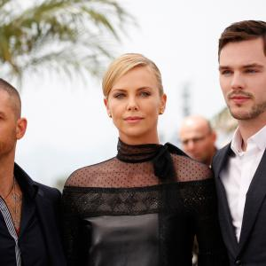 Charlize Theron, Tom Hardy, Nicholas Hoult