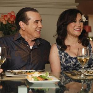 Jennifer Tilly, Chazz Palminteri