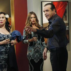 Jennifer Tilly, Chazz Palminteri, Sofía Vergara