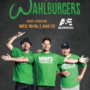 Mark Wahlberg, Donnie Wahlberg, Paul Wahlberg