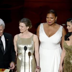 Richard Gere, Renée Zellweger, Queen Latifah, Catherine Zeta-Jones