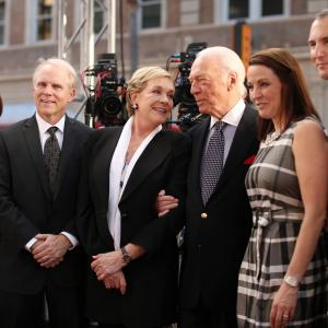 Julie Andrews, Christopher Plummer, Genevieve McGillicuddy