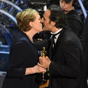 Julie Andrews, Alexandre Desplat