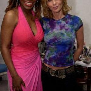 Rosanna Arquette and Sheryl Lee Ralph