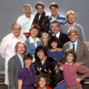 Ron Howard, Scott Baio, Pat Morita, Henry Winkler, Marion Ross, Tom Bosley, Ted McGinley, Al Molinaro, Erin Moran, Don Most, Anson Williams
