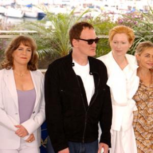 Quentin Tarantino, Emmanuelle Béart, Kathleen Turner, Hark Tsui, Benoît Poelvoorde and Tilda Swinton