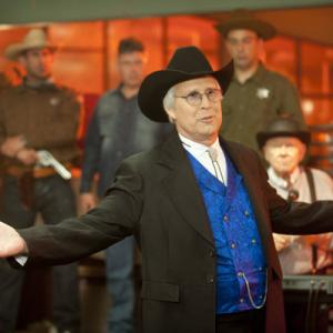 Still of Chevy Chase in Community 2009