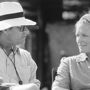 Glenn Close and Bruce Beresford in Paradise Road 1997