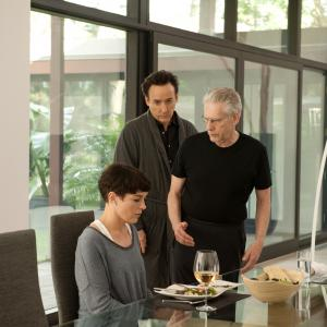 John Cusack, David Cronenberg, Olivia Williams