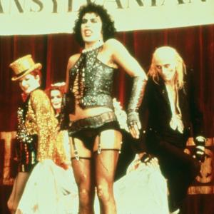 Tim Curry, Nell Campbell, Richard O