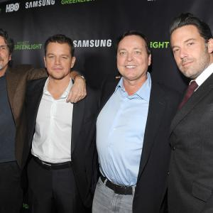 Ben Affleck, Matt Damon, Bobby Farrelly, Peter Farrelly