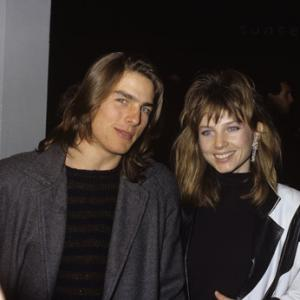 Tom Cruise, Rebecca De Mornay
