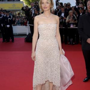 Julie Delpy at event of Hollywood Ending 2002