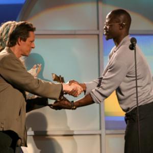 Laura Dern Djimon Hounsou and Chris Cooper
