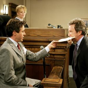Still of Robert Downey Jr Tim Allen and Jane Curtin in The Shaggy Dog 2006