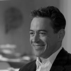 Still of Robert Downey Jr in Good Night and Good Luck 2005