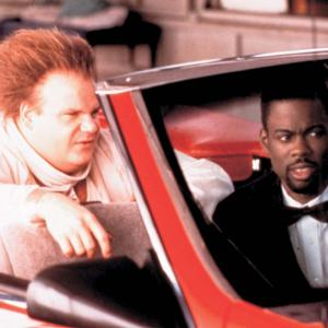 Chris Farley, Chris Rock