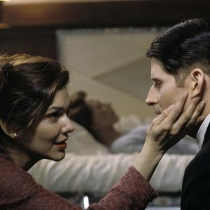 Crispin Glover, Laura Harring