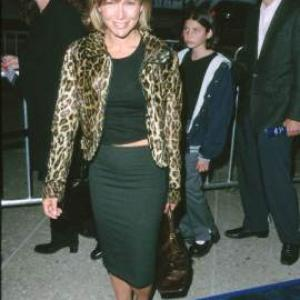 Jennifer Grey at event of The Love Letter 1999