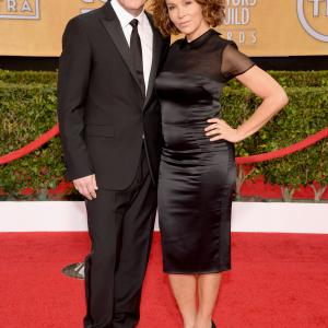 Jennifer Grey, Clark Gregg