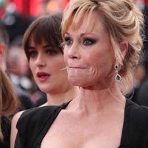 Melanie Griffith, Dakota Johnson