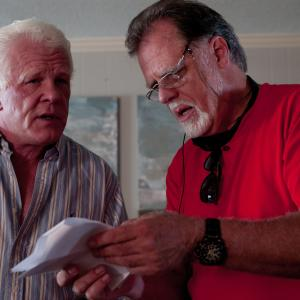 Still of Taylor Hackford and Nick Nolte in Parkeris (2013)