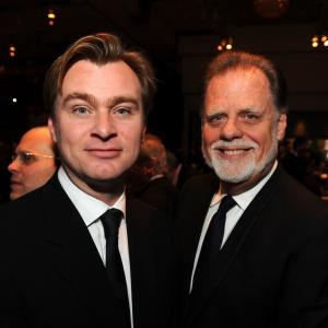 Taylor Hackford and Christopher Nolan