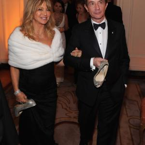 Goldie Hawn, Martin Short