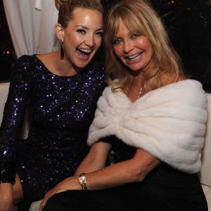 Goldie Hawn, Kate Hudson