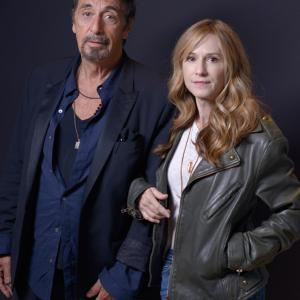 Al Pacino, Holly Hunter