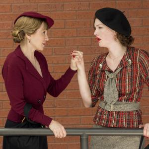 Holly Hunter, Holliday Grainger