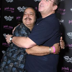 Ron Jeremy, Tom Arnold