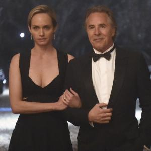 Don Johnson, Amber Valletta