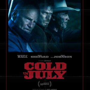 Don Johnson, Sam Shepard, Michael C. Hall
