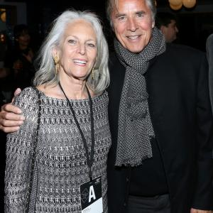 Don Johnson, Susan Patricof