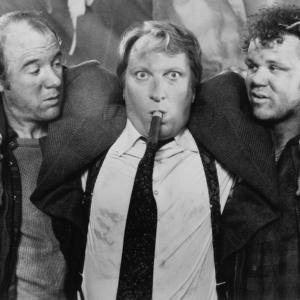 Still of Jeffrey Jones John C Reilly and Michael Monks in Out on a Limb 1992