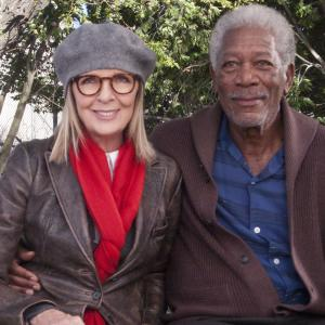 Morgan Freeman, Diane Keaton