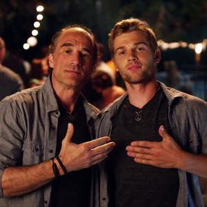 Elias Koteas, Mike Vogel