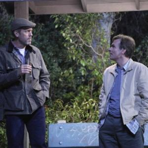 Robert Sean Leonard, Hugh Laurie